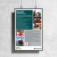 HSES Policy Poster