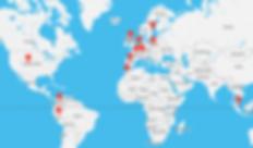 First PR Alliance Network Map