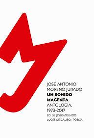 Moreno Jurado UN SONIDO MAGENTA portada