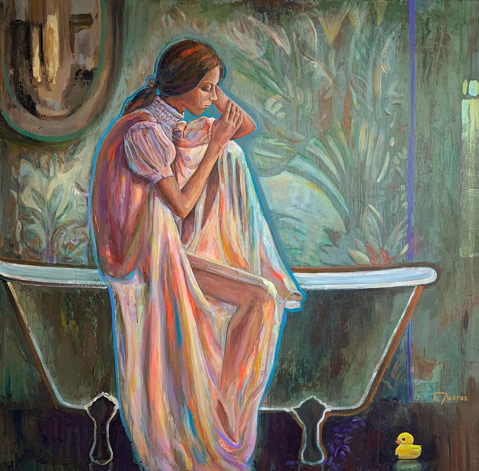 La baigneuse _ The Bather