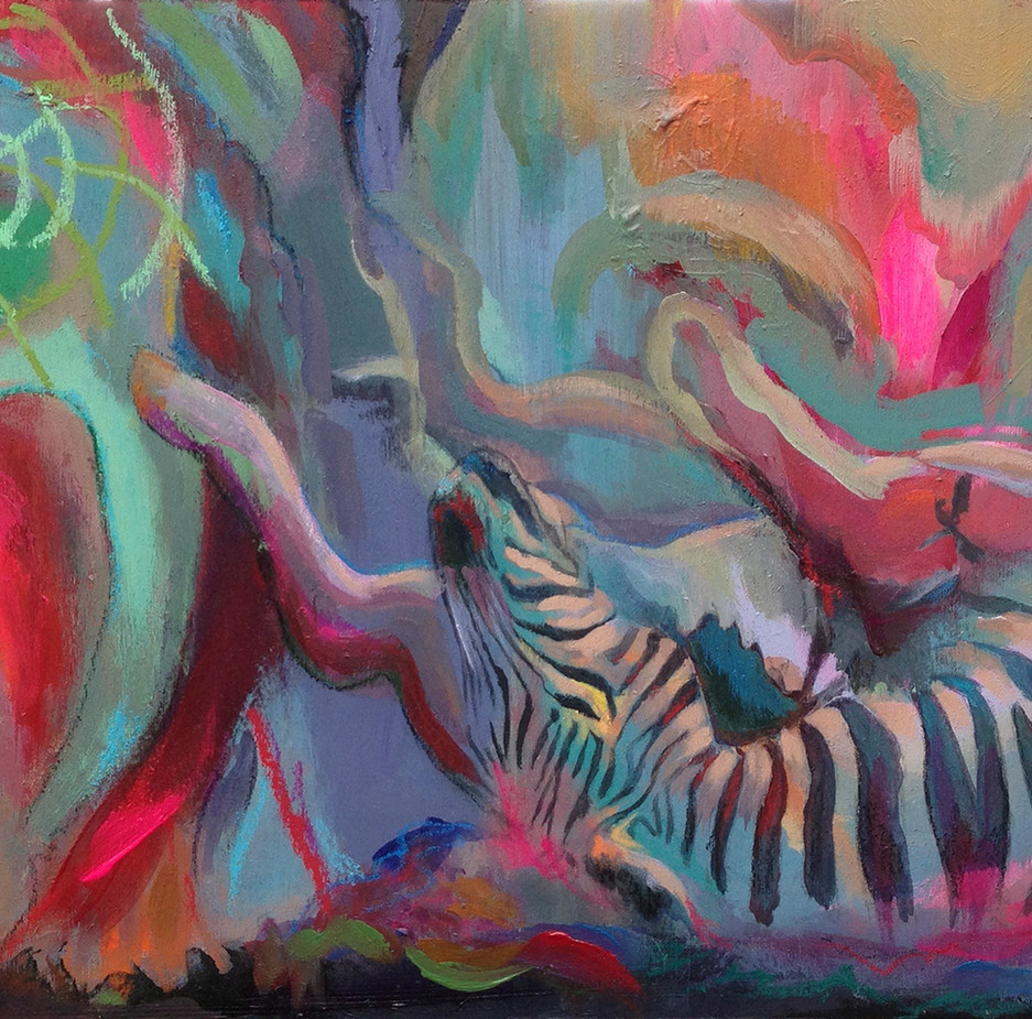 The Itchy Zebra