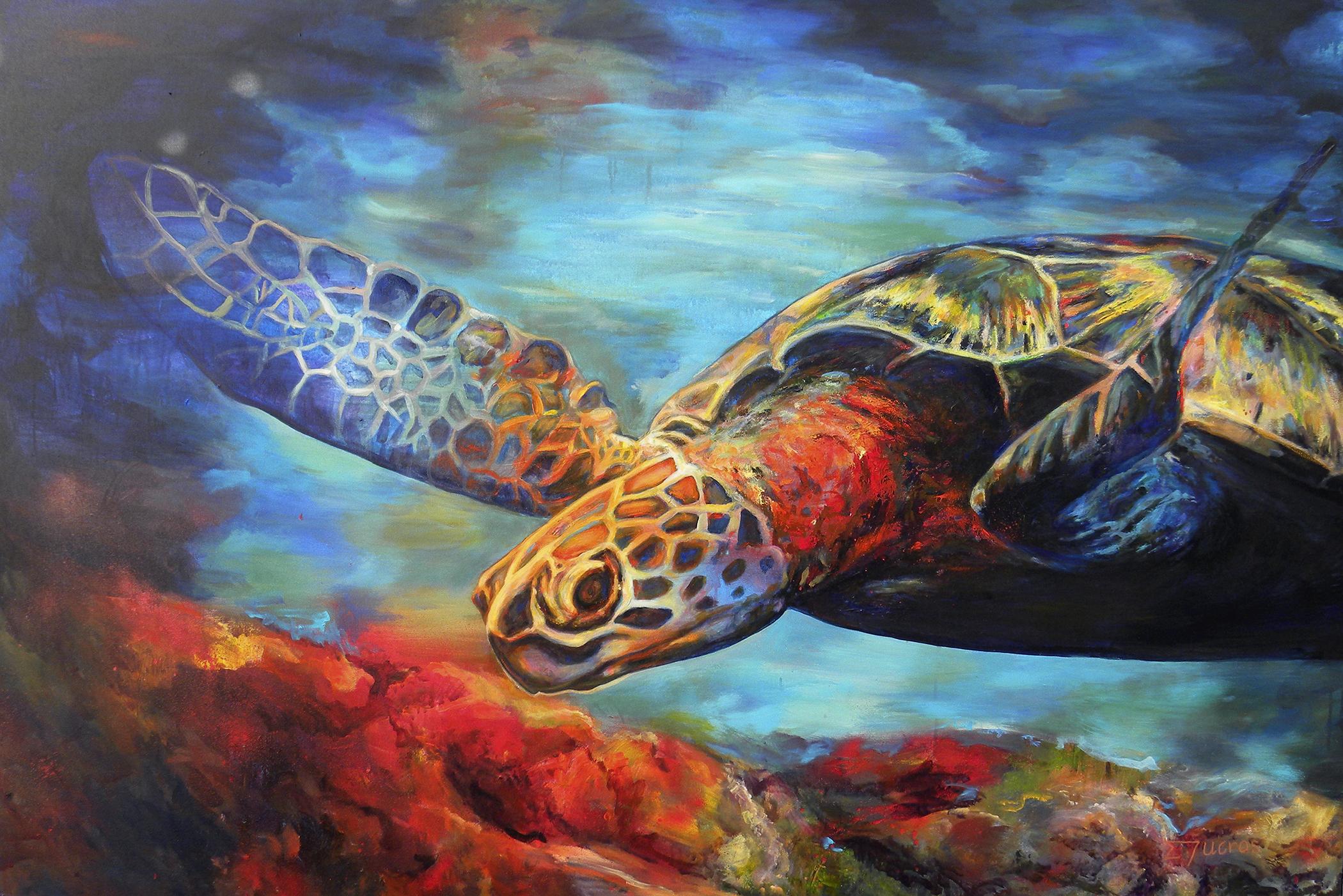 Terry's Turtle