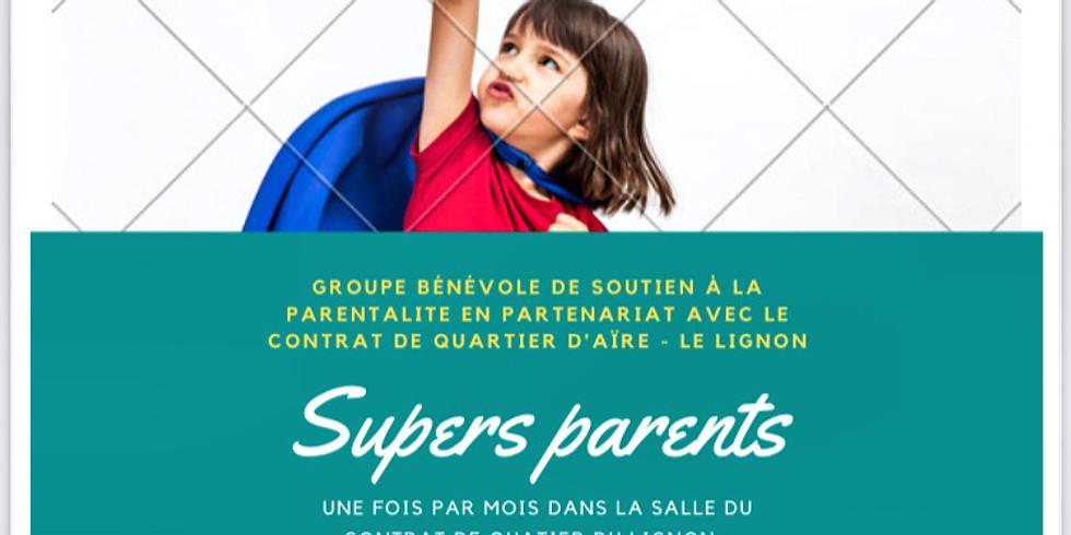 Groupe de soutien à la parentalité de la Récré des émotions, Gratuit