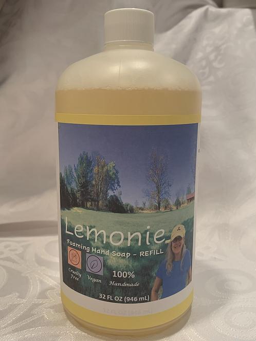 Lemonie Foaming Hand Soap - REFILL