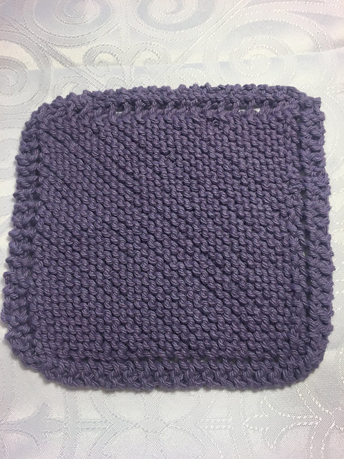 Washcloth- Lavender