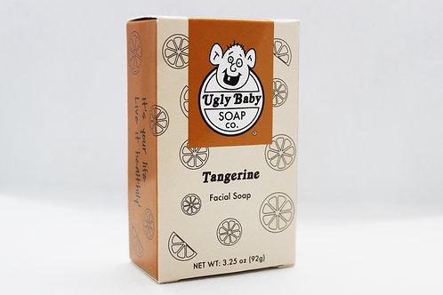 Organic Tangerine Facial Soap