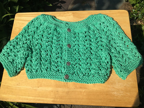Heirloom Baby Sweater