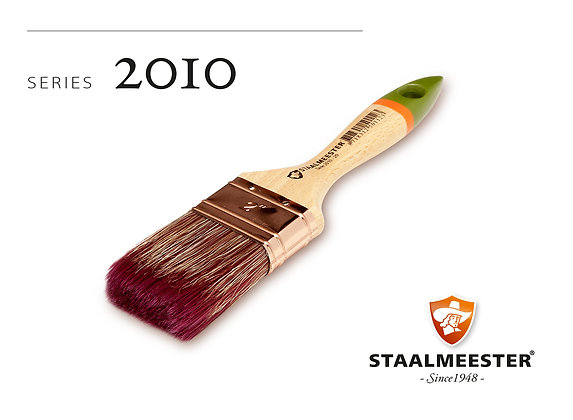 Staalmeester Brush: Flat 40mm