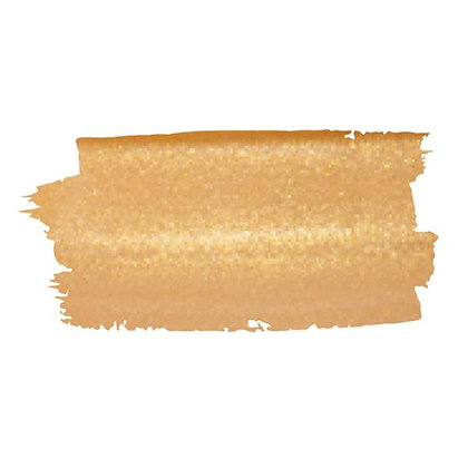 Mineral Paint: Pale Gold Metallic