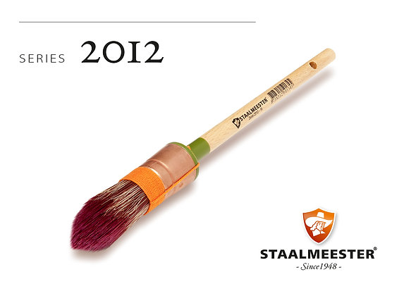 Staalmeester Brush: Pointed Sash 26mm