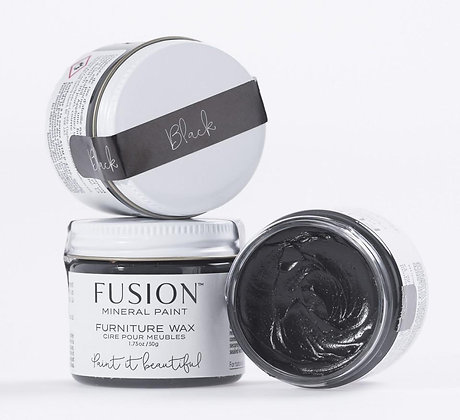 Furniture Wax: Black 50g