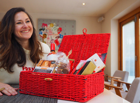 Luxury Hampers from Spicers of Hythe