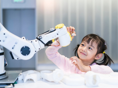 Preparing kids for a future disrupted by technology