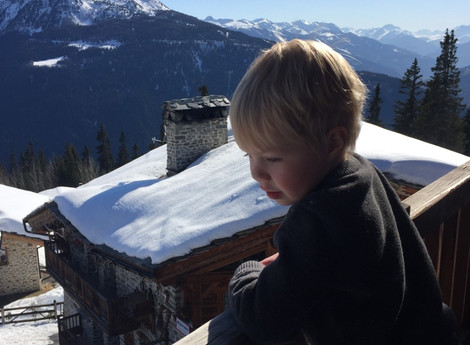 Family Ski with Hyatt Centric in           La Rosière