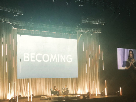 In Conversation with Michelle Obama at The O2