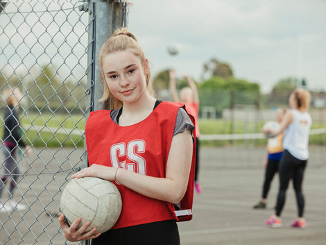 Encouraging Girls to Play to their Best