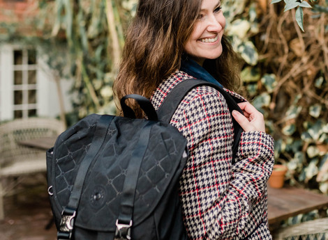 Tips for Travelling Light with Kipling