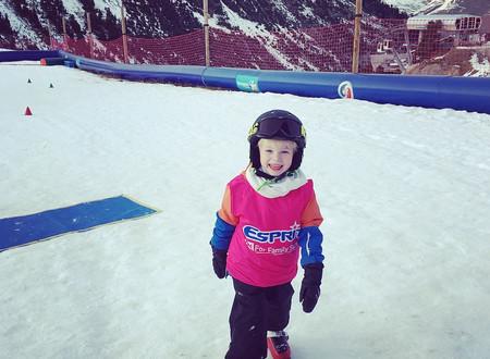 Yay! Guilt Free Family Skiing