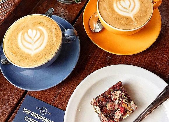 THE INDIE COFFEE CLUB CARD