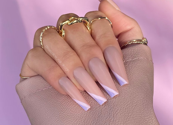 The Lilac Tips Set