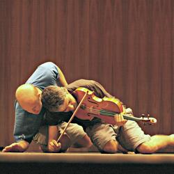 Alejandro Garrido y Javi (Lisarco)
