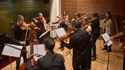 Concierto con Ensemble Galería