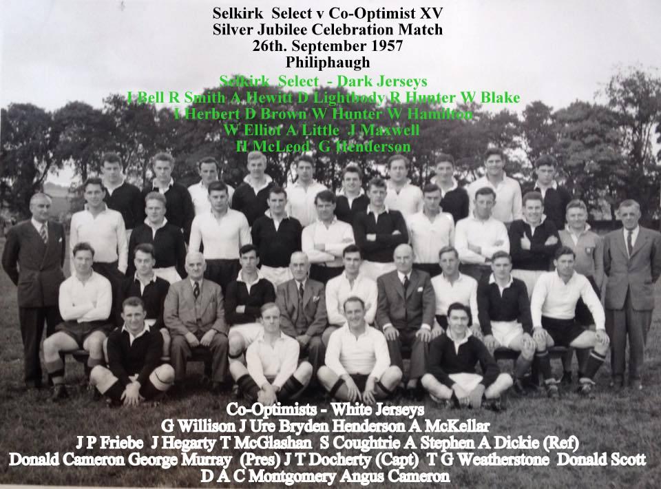Selkirk Silver Jubilee