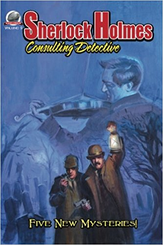 Sherlock Holmes: Consulting Detectiv