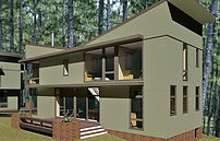 Modern Home Plan for sale