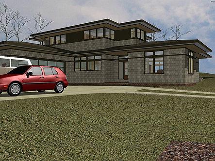 3,150 Modern Prairie Home - 4BR, 3.5Ba
