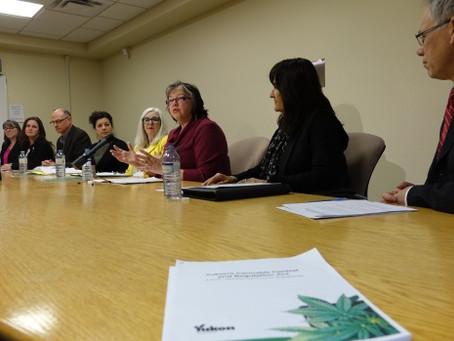 Yukon presents draft plan for regulating legal marijuana