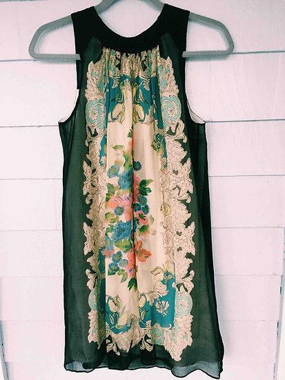 Silk Mini Dress - Moulinette Soeurs