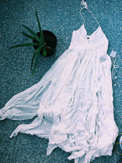 Ethereal Free People Beach Dress