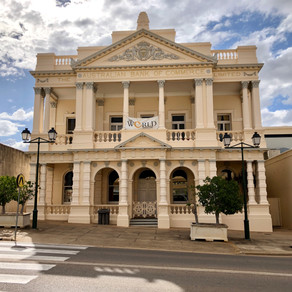 CHARTERS TOWERS ... qld
