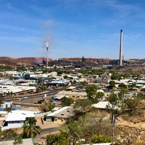 MOUNT ISA ... explore