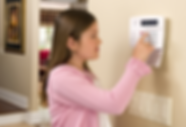 Easy to use and user friendly alarm systems