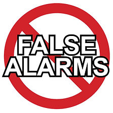 Don't let false alarms discredit your security system.