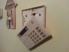 Free existing alarm system repair for new customers.