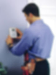 We specialize in repairing existing security systems and alarms.