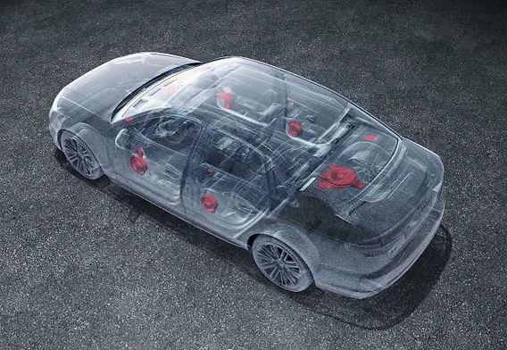 Audi-A4-2015-Impianto-audio-Bang-Olufsen