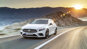 2020 Mercedes-Benz A 250 4MATIC Hatch Brings Performance