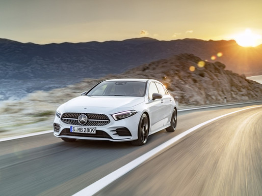 2020 Mercedes-Benz A 250 4MATIC Hatch Brings Performance