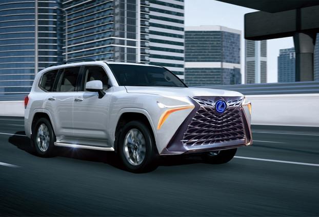 2023 Lexus LX