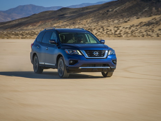 2020 Nissan Pathfinder Keeps Moving Forward