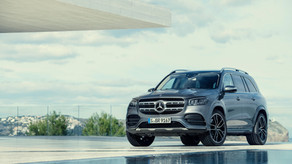2021 Mercedes-Benz GLS 450 Bring Luxury to a New Level