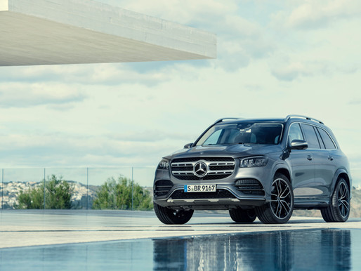 2021 Mercedes-Benz GLS 450 Bring Luxury to a New Level