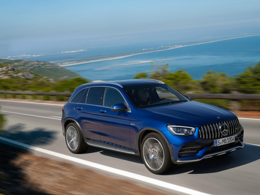2021 Mercedes-Benz AMG GLC 43 4Matic SUV