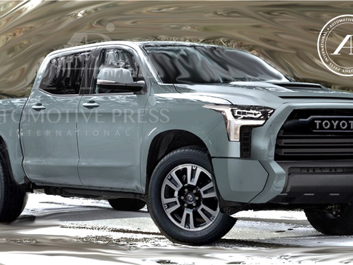 This is it:  2022 Toyota Tundra Final Rendering