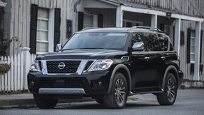 2020 Nissan Armada is Big but Beautiful