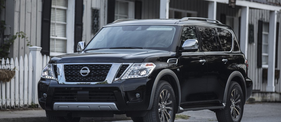 2020 Nissan Armada is Big but Beautiful